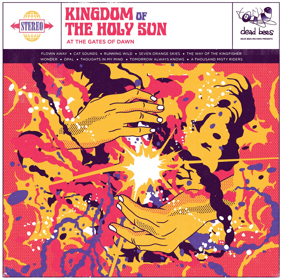 Kingdom Of The Holy Sun - At The Gates Of Dawn